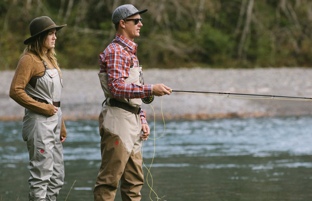 Trout Fishing Clothing Tips