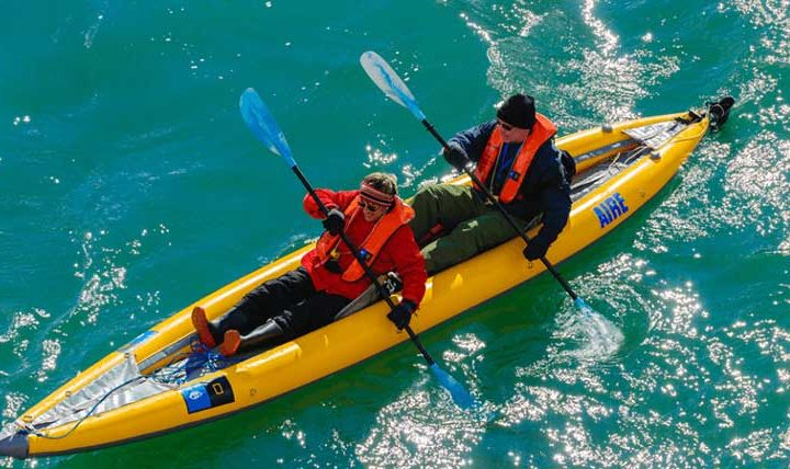 Best Inflatable Kayaks for Whitewater