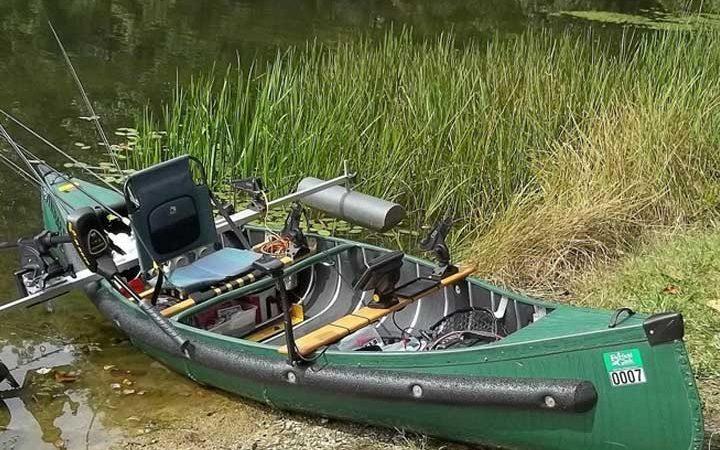 Best Fishing Canoe