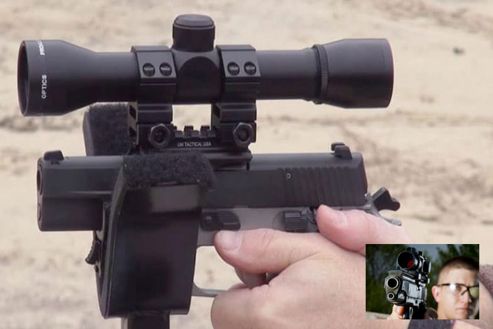 best Handgun Scope